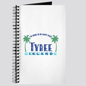 Tybee Happy Place - Journal