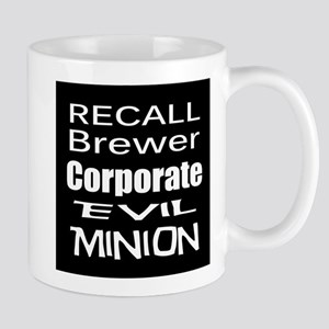 Recall Governor Brewer Mug