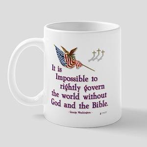 Govern With God Mug