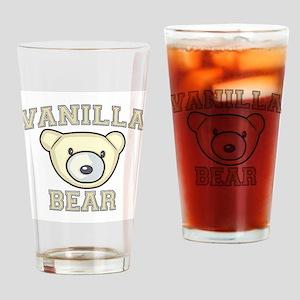 Vanilla Bear Pint Glass
