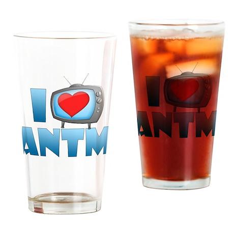I Heart ANTM Pint Glass