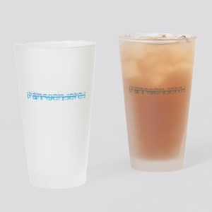 Grungy Transgendered Pint Glass