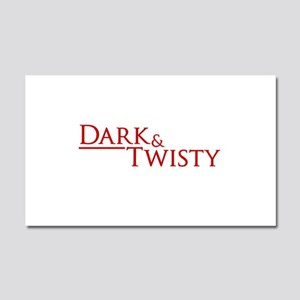 Dark & Twisty Car Magnet 12 x 20