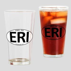 Oval ERI Pint Glass
