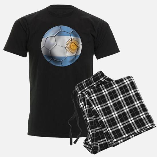 Argentina Football Pajamas