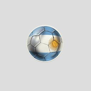 Argentina Football Mini Button