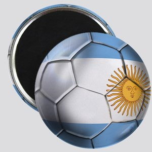 Argentina Football Magnet
