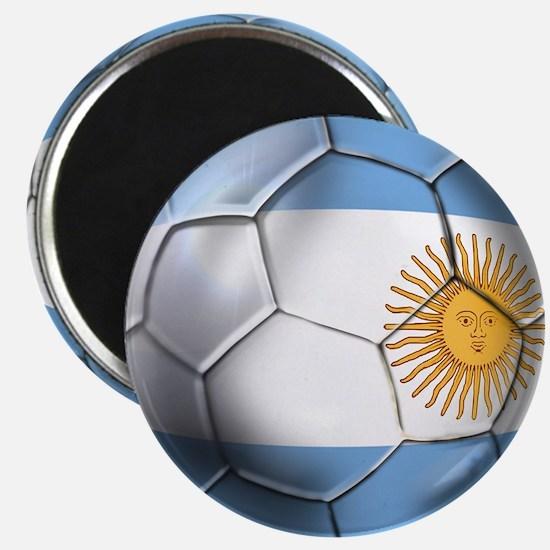 Argentina Football Magnet