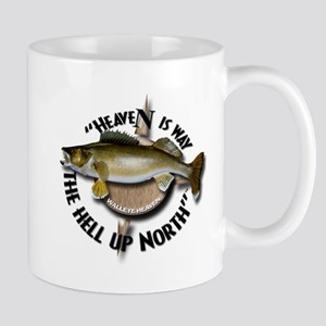 Walleye Fishing Coffee Mug Cup