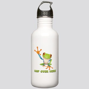 Hop Over Here Stainless Water Bottle 1.0L
