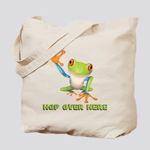 Hop Over Here Tote Bag