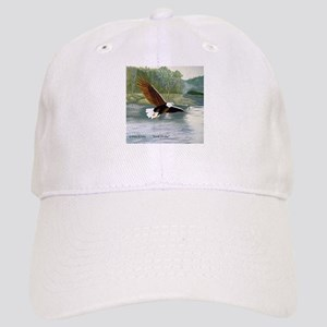 American Bald Eagle Flight Cap