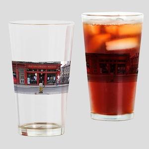 Elephant house Pint Glass