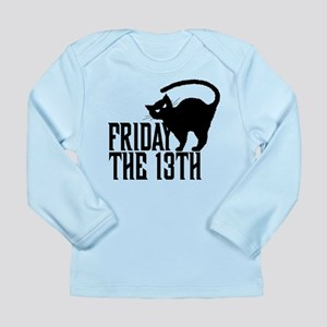 Friday the 13th Long Sleeve Infant T-Shirt
