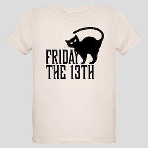 Friday the 13th Organic Kids T-Shirt