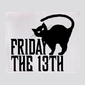 Friday the 13th Throw Blanket