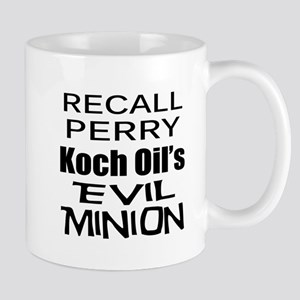 Recall Governor Rick Perry Mug