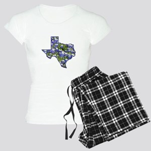 TX Bluebonnets Women's Light Pajamas