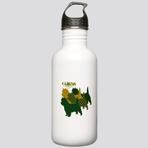 Cairn Terrier Silhoutt Stainless Water Bottle 1.0L