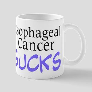 Esophageal Cancer Sucks Mug