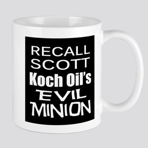 Recall Governor Rick Scott Mug