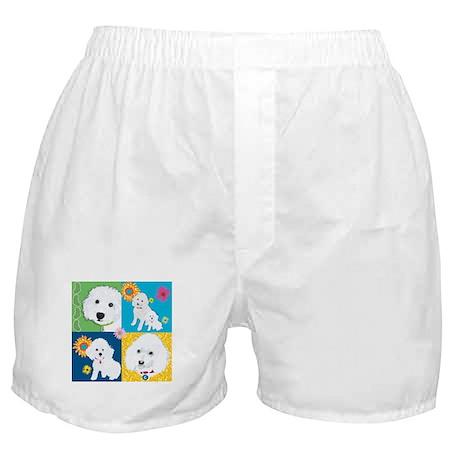 Ilene Poodle Warholl Boxer Shorts