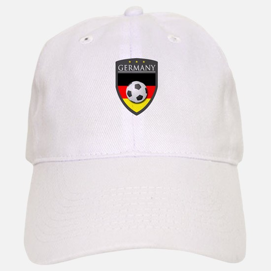 Germany Soccer Patch Baseball Baseball Cap