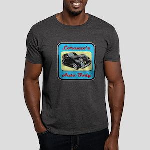 Lorenzo's Auto Body Dark T-Shirt