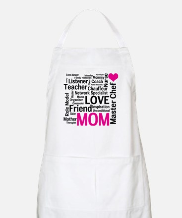 Mothers Day or Mom's Birthday Apron