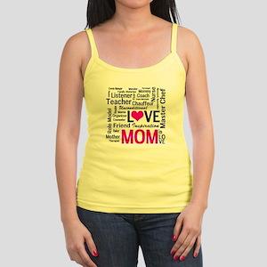 Do it All Mom, Mother's Day, Birthday Jr. Spaghett
