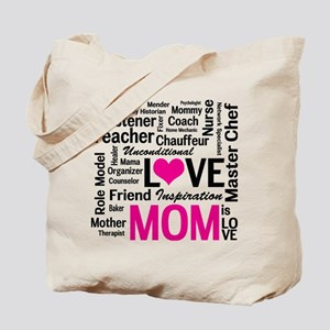 Do It All Mom Mothers Day Birthday Tote Bag