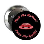 """Fuck The Earth Day 2.25"""" Button (10 pack)"""
