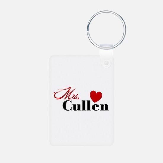 Mrs. Edward Cullen Keychains