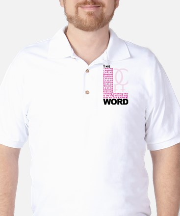 The L Word Golf Shirt