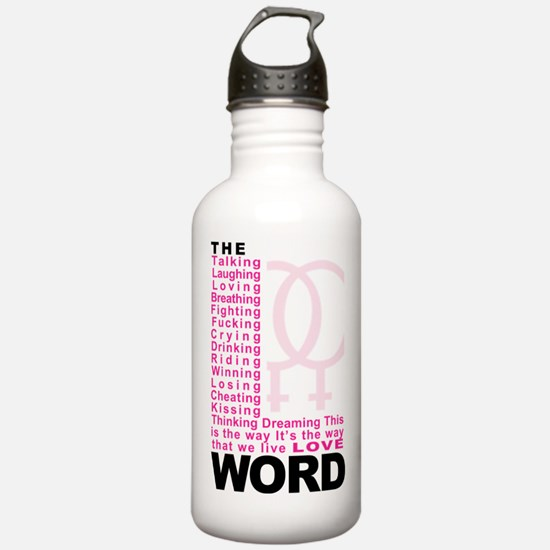 The L Word Water Bottle