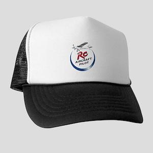 RC Aircraft Pilot Trucker Hat