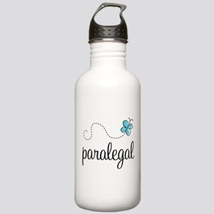 Butterfly Paralegal Stainless Water Bottle 1.0L