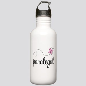 Pretty Paralegal Stainless Water Bottle 1.0L