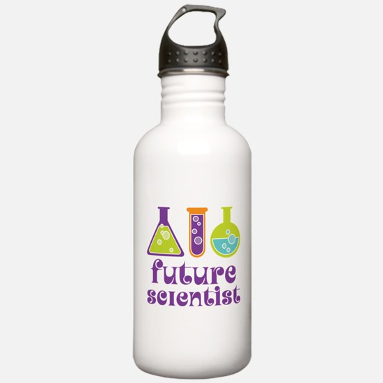 Future Scientist Science Water Bottle