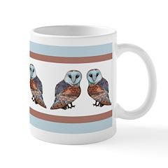 Little Barn Owls Mug