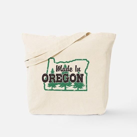 Made In Oregon Tote Bag