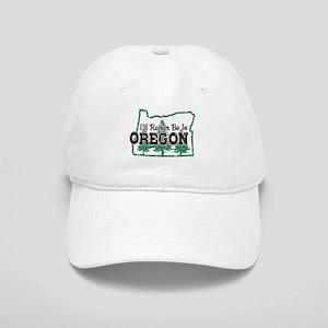 I'd Rather Be In Oregon Cap