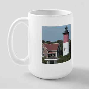 Nauset Lighthouse Large Mug
