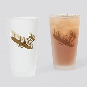Wright Flyer Pint Glass