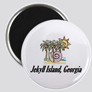 Palm Trees 1 Magnet