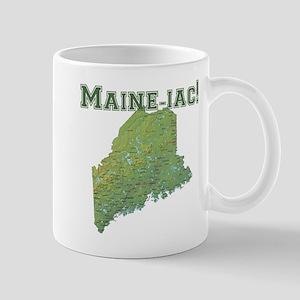 Maine-iac Mug