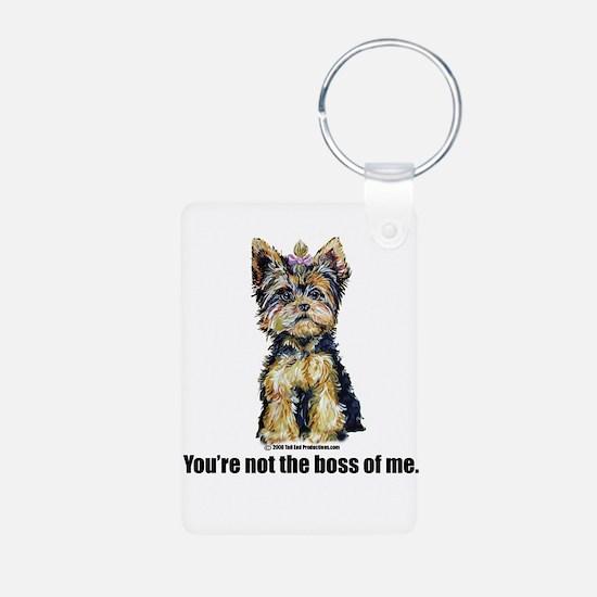 Yorkshire Terrier - Yorkie Bo Keychains