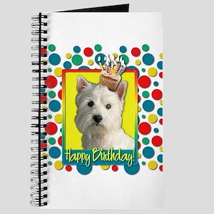 Birthday Cupcake - Westie Journal