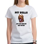 Pit Bulls Women's T-Shirt