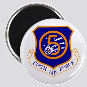 Fifth Air Force Magnet